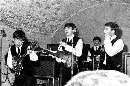 Beatles no Cavern Club